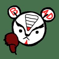 KUMATORISAN Basic pack sticker #362033