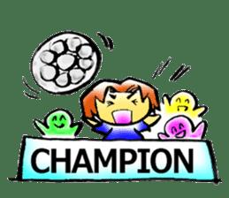Soccer Fever! sticker #362071