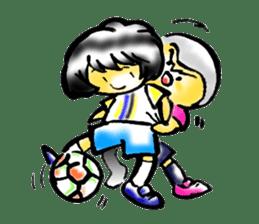 Soccer Fever! sticker #362096