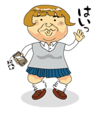 Daily Cosplay grandfather sticker #363087