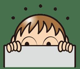 yu-kun!2 sticker #363380