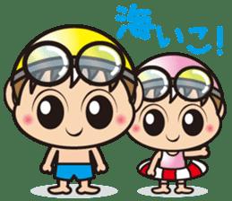 yu-kun!2 sticker #363384