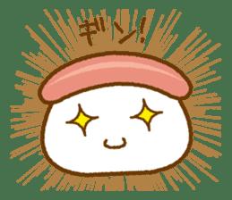 SUSHI sticker #363558