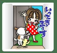 PIYOKO's daily life sticker #363826