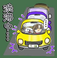 PIYOKO's daily life sticker #363830