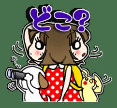 PIYOKO's daily life sticker #363844