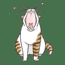 Tabby CATS sticker #364487