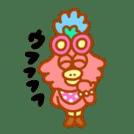 Mutter of threepeas sticker #364525