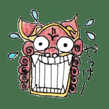 haisai!uchinaguchi! sticker #364636