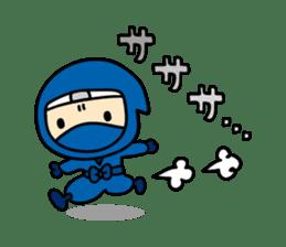 little ninja Chibikage sticker #364708