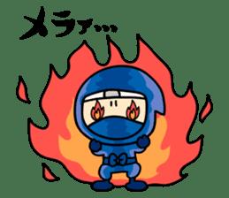 little ninja Chibikage sticker #364711