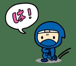 little ninja Chibikage sticker #364737