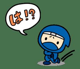 little ninja Chibikage sticker #364738