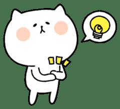 Yurukawa Animals sticker #365069