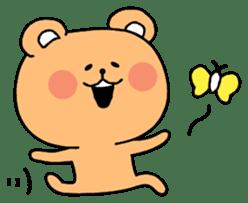 Yurukawa Animals sticker #365085