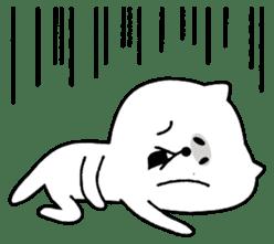 Yurukawa Animals sticker #365089