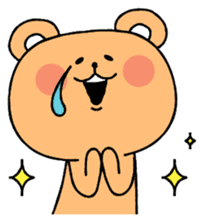 Yurukawa Animals sticker #365091