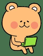 Yurukawa Animals sticker #365100
