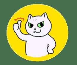 Although it is a cat sticker #365234