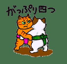 Although it is a cat sticker #365239