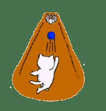Although it is a cat sticker #365244