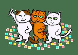 Although it is a cat sticker #365261