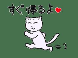 Although it is a cat sticker #365263