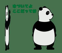"""Peranperan Panda"" sticker #365268"