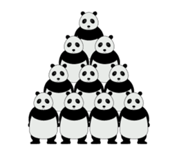 """Peranperan Panda"" sticker #365270"