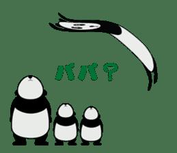 """Peranperan Panda"" sticker #365272"