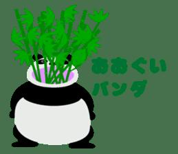 """Peranperan Panda"" sticker #365279"