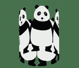 """Peranperan Panda"" sticker #365296"