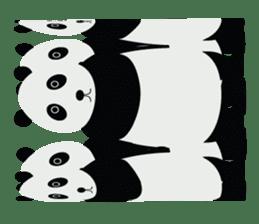 """Peranperan Panda"" sticker #365297"