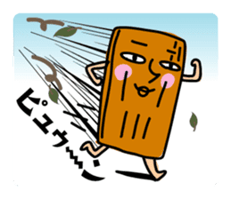 shinachikun sticker #365541
