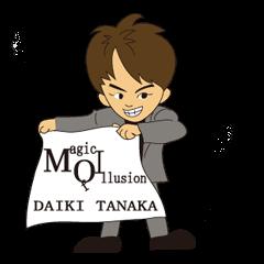 Illusionist DAIKI TANAKA