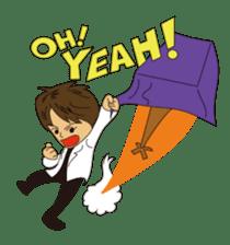 Illusionist DAIKI TANAKA sticker #366789