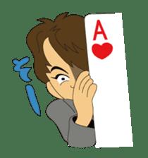 Illusionist DAIKI TANAKA sticker #366793