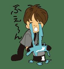 Illusionist DAIKI TANAKA sticker #366794