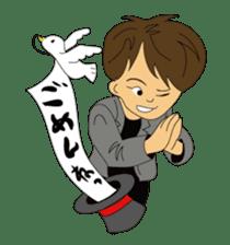 Illusionist DAIKI TANAKA sticker #366800