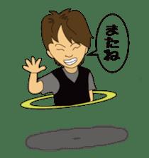 Illusionist DAIKI TANAKA sticker #366801