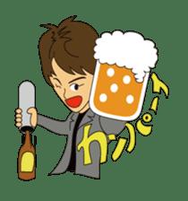 Illusionist DAIKI TANAKA sticker #366802
