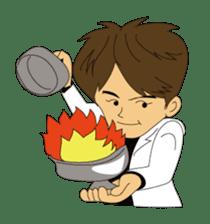 Illusionist DAIKI TANAKA sticker #366805