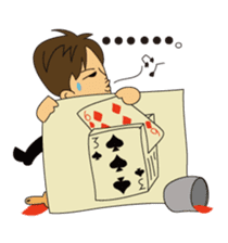 Illusionist DAIKI TANAKA sticker #366822