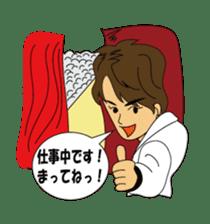 Illusionist DAIKI TANAKA sticker #366824