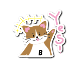 Nyao!Nyao! sticker #367306