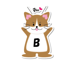 Nyao!Nyao! sticker #367309