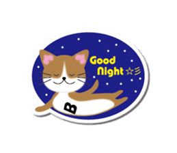 Nyao!Nyao! sticker #367316