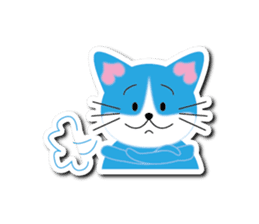 Nyao!Nyao! sticker #367328