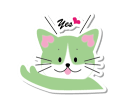 Nyao!Nyao! sticker #367329