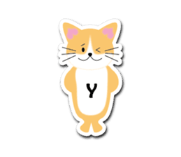 Nyao!Nyao! sticker #367336